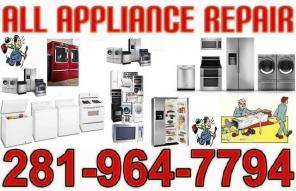 All  Appliance  Repair  (  Appliance  Service  In  Houston  Area )
